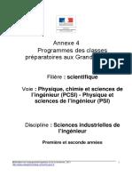PCSI-PSI