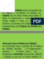 s2 3 Politica de Calidad