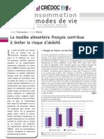modèle alimentaire français 232