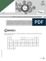 Clase 13 Guía Mezclas, Disoluciones y Unidades Porcentuales de Concentración