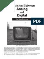 """Max Dawson, """"Television Between Analog and Digital"""""""