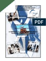 Guia y Modulo de Autoinstruccion - Gestion Empresarial Turistica 10º - 2021