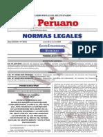 Decreto Urgencia 063 2021 LA LEY