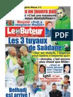 LE BUTEUR PDF du 26/03/2011