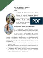 Dossier Agencias de Viajes