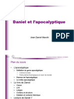 23. Daniel - Apocalyptique