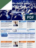 Plantilla de CV tipo Infografia (1)