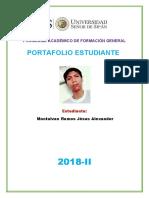 PROGRAMA ACADÉMICO DE FORMACIÓN GENERAL
