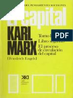 Karl Marx - El Capital. Libro Segundo (Vol. 5)-Siglo XXI (1987)