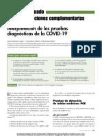 Covid pruebas dx