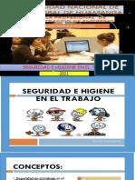 Seguridad e Higiene en El Trabajo- Rrhh 20210607