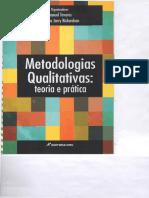 Jarry Metodologias Qualitativas Teoria e Prtica-richardson 2
