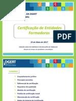 Informação DGERT