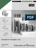 MANUAL MOVIDRIVE SEW MDX60B
