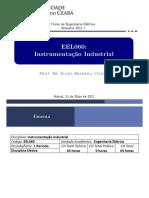 Conceitos Básicos de Instrumentação