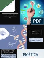 Presentacion Bioética