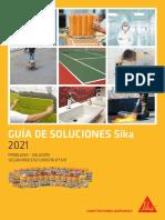 Guia de Soluciones SIKA 2021