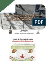 Comportamiento y Diseno Estructural de Losas de Concreto Armado