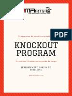 KNOCKOUT_Concept