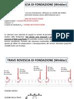 ESEMPIO - Trave Fondazione