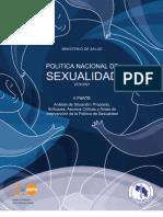 Política Nacional de Sexualidad [ II Parte ]
