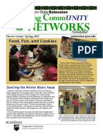 4H Creating Community Networks Spring '11 Newsletter
