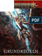 Age of Sigmar Core Rules 3.0 Edition ( 2021 )