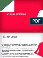 Neumonia Bacteriana y Empiema