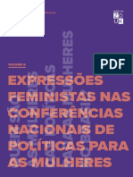 Expressões feministas nas conferências nacionais de políticas para as mulheres