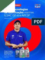 Apostilacurso Lubrificantesilsac Gf 6 e API Sp