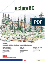 architectureBC, Issue 34, January 2010