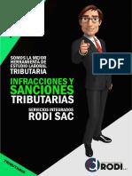 LIBRO DE INFRACCIONES Y SANCIONES TRIBUTARIAS 2021