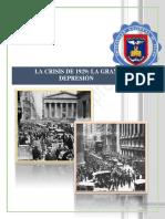 Marcado Crisis 1929
