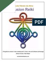 Apostila -Fusion Reiki - Escola Vibrato Da Alma