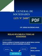 ley-general-de-sociedades DE SERGIO