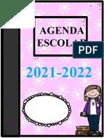 Agenda Escolar Primaria 2021-2022 (1)