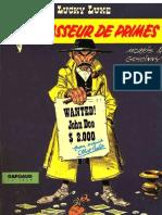 Lucky Luke - 39 - Chasseur de primes