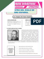 NARRATIVA SIGLO DE ORO ESPAÑOL - 1