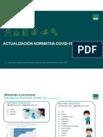Actualización Normativa ACHS