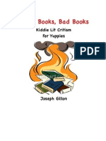 Good Books, Bad Books