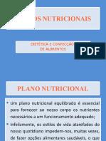 4 - Planos Nutricionais