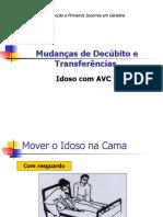 10. Mudanças de Decúbito e Transferências - AVC