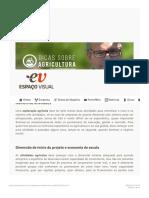 Empreendedorismo Agrícola _ Espaço Visual