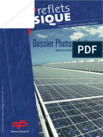 Demain Le Photovoltaique Les Revolutions
