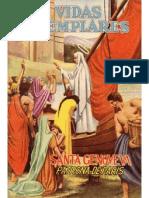 Santa Genoveva - Vidas Ejemplares