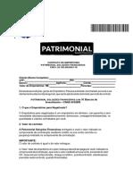 CONTRATO PATRIMONIAL SOLUÇÕES FINANCEIRAS (1)