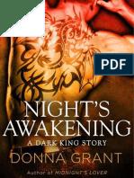 0.2-Night's Awakening -Donna Grant-DARK KING