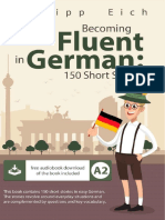 Becoming Fluent in German 150 Short Stories for A2