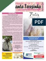 Paróquia Santa Teresinha_Informativo Fevereiro-Março