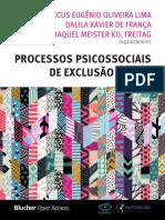 Marcos Eugênio - Processos Psicossociais de Exclusão